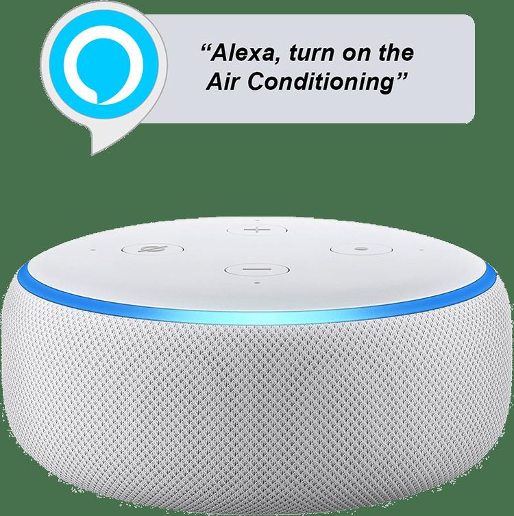 GREE Amazon Alexa Enabled Demo