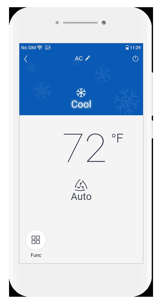 GREE Plus Mobile App