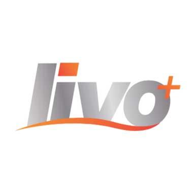 Livo+ logo