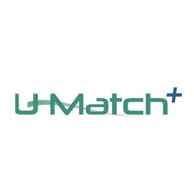 U-Match+ logo
